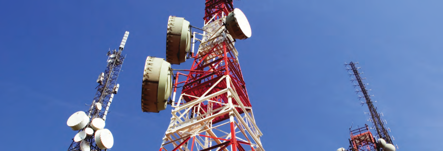 Investing in communication towers